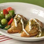 EMPANADAS Fresh delectably seasoned and inspired Mexican meat fillings in a hand crimped flaky pastry crust.